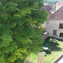 Cour du Domaine Saint Georges